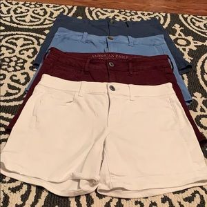 Bundle of American Eagle Shorts
